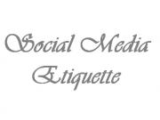 socialmediaetiquette